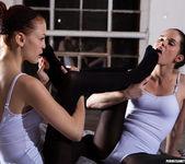 Bree Daniels and Jenna J. Ross Share a Secret 12