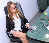 Jenna Haze Does Anal at the Office 6