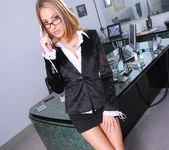 Jenna Haze Does Anal at the Office 9