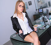 Jenna Haze Does Anal at the Office 12