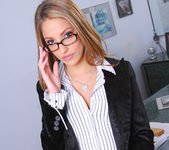 Jenna Haze Does Anal at the Office 13