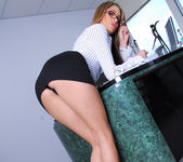 Jenna Haze Does Anal at the Office 24