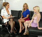 Tanya Tate, Cherie DeVille and Skylar Green - Kiss It Better 2