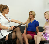 Tanya Tate, Cherie DeVille and Skylar Green - Kiss It Better 4