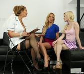 Tanya Tate, Cherie DeVille and Skylar Green - Kiss It Better 5