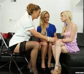 Tanya Tate, Cherie DeVille and Skylar Green - Kiss It Better 10