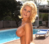 Tina Cherie Lets Him Go for a Dip 6