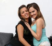 Kira Kay and Mallory Nichols - Amateur Lesbian Naturals 2
