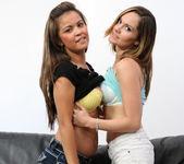 Kira Kay and Mallory Nichols - Amateur Lesbian Naturals 5
