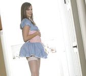 Bobbi Starr Double Drilled in a 2 on 1 6