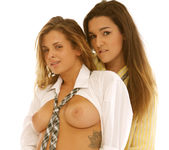 Paisley Parker and Keisha Grey 9
