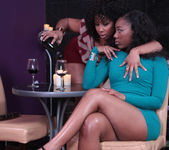 Chanel Heart and Misty Stone At Their Hottest 2