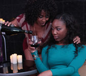 Chanel Heart and Misty Stone At Their Hottest 3