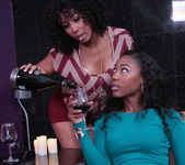 Chanel Heart and Misty Stone At Their Hottest 4