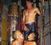 Lora Croft, Bobbi Eden, and More - Wet is Relative, Yes 9
