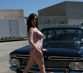 Skyla Shy - The Car Wash is Wet 4