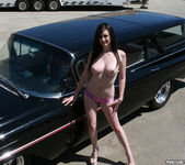 Skyla Shy - The Car Wash is Wet 11