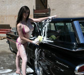 Skyla Shy - The Car Wash is Wet 22