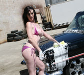 Skyla Shy - The Car Wash is Wet 25