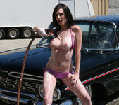 Skyla Shy - The Car Wash is Wet 28