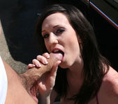 Skyla Shy - The Car Wash is Wet 29
