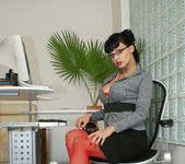 Aletta Ocean - Home Office Nooner 4