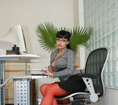 Aletta Ocean - Home Office Nooner 7