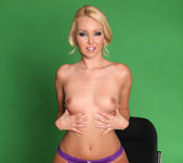 Aaliyah Love - News Desk Exclusive 15