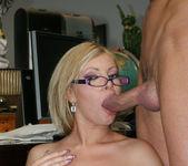 Donna Bell Gets Her Office Fantasy 28