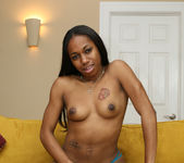 Mocha Love Found a Man in Her Size 12