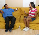 Mocha Love Found a Man in Her Size 14