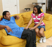 Mocha Love Found a Man in Her Size 16