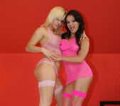 Brittney and Jenny Baby - Touch Touch Touch 23
