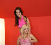 Brittney and Jenny Baby - Touch Touch Touch 28
