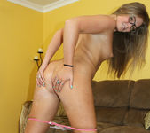 Melissa May Works Her Mouth Magic 22