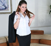 Allie Haze Likes to Tempt 5