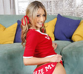 "Natalia Rossi's Hot Bottom Says ""Haze Me"" 18"
