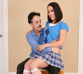 Kristina Rose - She Reads His Mind, then Rides His Dick 24