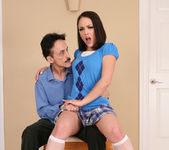 Kristina Rose - She Reads His Mind, then Rides His Dick 26