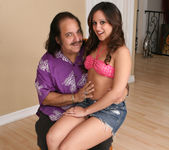 Lynn Love Wearing Ron Jeremy 28