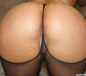 Amirah Adara Giving a Blowjob in Pantyhose 10
