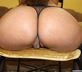 Amirah Adara Giving a Blowjob in Pantyhose 25