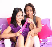 Andrea Kelly and Nina Sunshine - Put it On and Put it In 3
