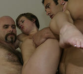 Double Penetration with Hot Young Nymphos 26
