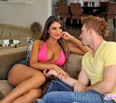 August Ames - Flirtatious August - Club Sandy 5