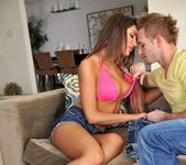 August Ames - Flirtatious August - Club Sandy 6