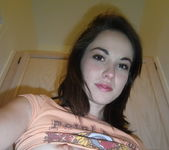 Emily - Selfshot Tease - SpunkyAngels 14