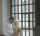 Jessie Volt - White Dress - 21Naturals 5