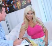 Bridgette B. - Sandy's Busty Assistant - Club Sandy 8