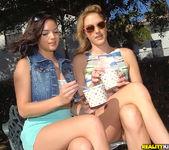 Sabrina Banks & Shae Summers - Lip Locked - We Live Together 2
